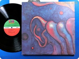 King Crimson NM Wax in The Court of The Crimson King Japan OBI LP