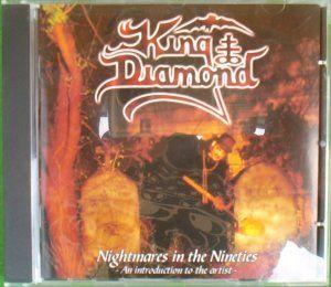 King Diamond T Shirt Long Sleeve The Revenge Neuf Tee