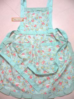 Little Twin Stars Hello Kitty My Melody Kitchen Cooking Apron Princess