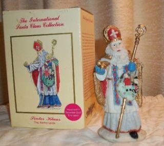Santa Claus Collection The Netherlands Sinter Klaas Christmas