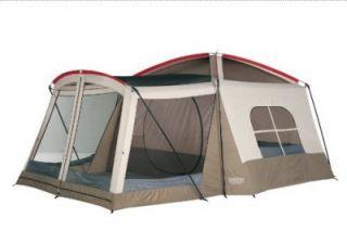 New 16 x 11 Wenzel Klondike Camping Tent Sleeps 8