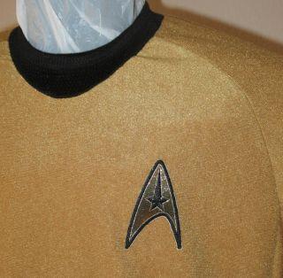 Star Trek Original Series Captain Kirks 1st Season Velour Uniform 42