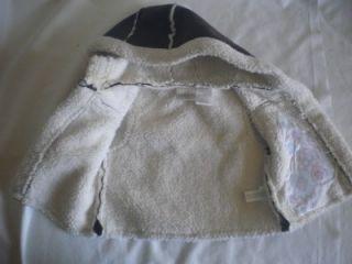 Koala Kids Baby Girl Size 0 3 Months Faux Fur Hooded Vest