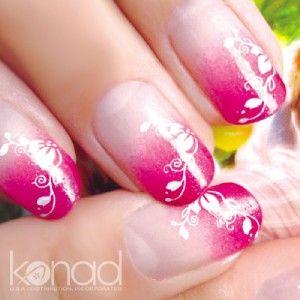 Konad Nail Art Image Plate M 57