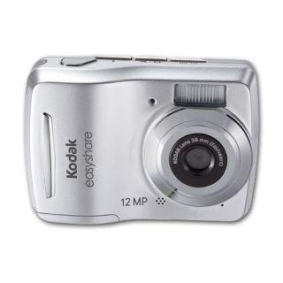 Kodak EasyShare C1505 Digital Camera Silver 1806736 041771806736