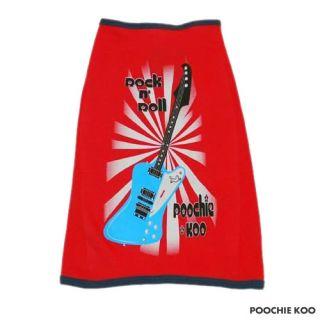 Pet Dog Clothes Poochie Koo Funny Shirt ★ XS s M L XL ★