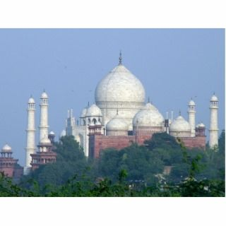 Taj Mahal Photo Cutout