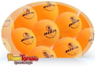Ninja 40mm professional Table Tennis 36 pcs is manufactured in