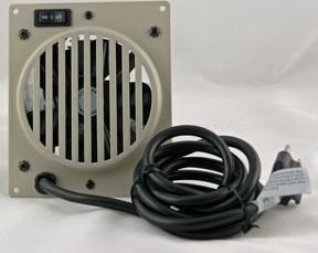 Thermostat Controlled Heater Blower Kozy World Procom