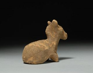 Ancient Chinese Yuan Dynasty Horse Zodiac Figure 1300 A D