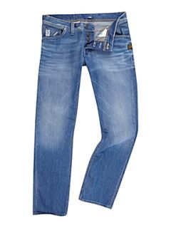 G Star Attac low straight jeans Denim