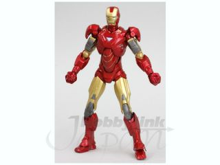 Sci Fi Revoltech Iron Man Mark VI by Kaiyodo