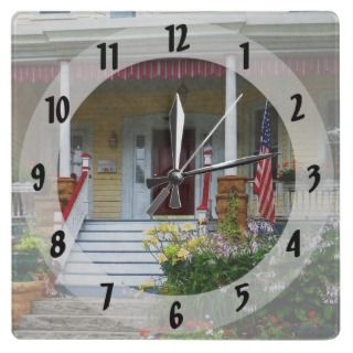 Porch With Front Yard Garden iPad Covers