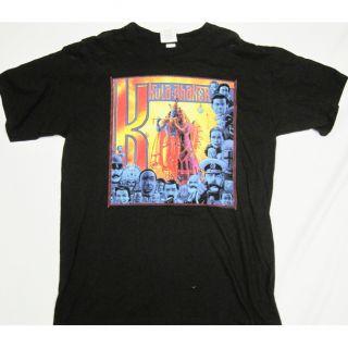 Kula Shaker Self Titled T Shirt Large Concert Tour