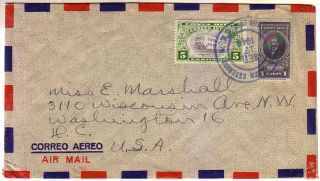 Costa Rica Cover Hospital Medicine President 1949