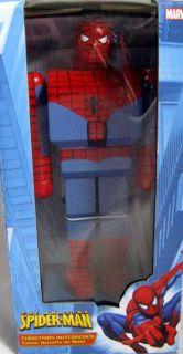 Kurt Adler 7 Spiderman Wooden Nutcracker FreeS H