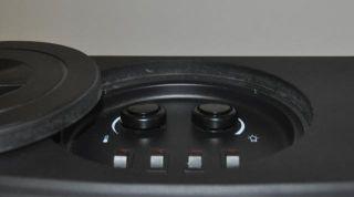 Kozy World Electric Stove The Shilo Black ES4505