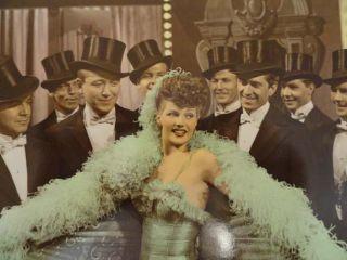 """Photograph Actress Rita Hayworth """"My Gal Sal"""""""
