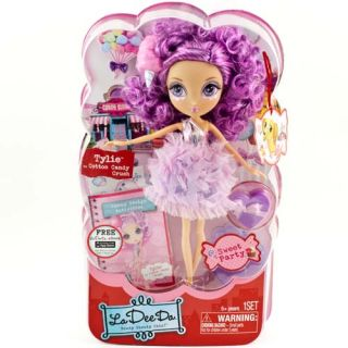 La Dee Da Tylie as Cotton Candy Crush Toy Fashion Doll Sweet Party