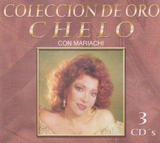 Chelo Coleccion de Oro Con Mariachi 3 CD s Set Exitos