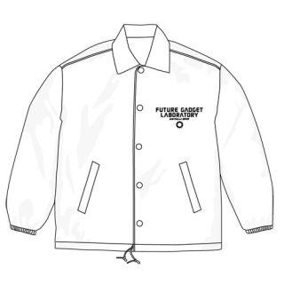 lab member men anime windbreaker product number jacket11154 series