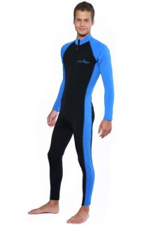 Mens Full Body UV Sun Protection Swimwear Stinger Suits