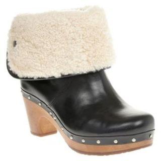 Womens UGG Lynnea Black Boots