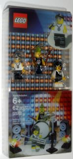 Lego Rock Band Minifigure Accessory Pack 850486 New in Box SEALED