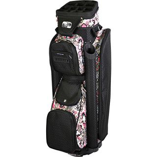 RJ Golf Ladies Boutique Cart Bag Paisley