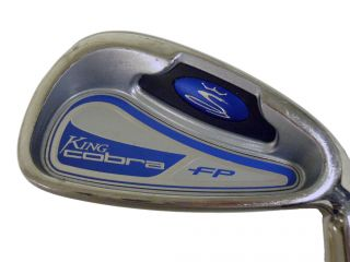 King Cobra FP 7 Iron Graphite Aldila NV Ladies 7i Golf Club