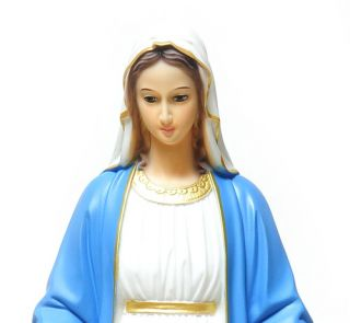 23 6 inches Our Lady Religious Statues Figure Holy Catholic Church