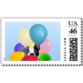 happy anniversary : business silhouette postage