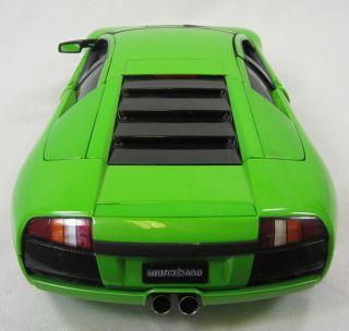 Auto Art Lamborghini Murcielago 1 18 Scale Die Cast Model Car