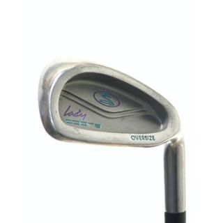Ladies Cobra Golf Clubs King Cobra Oversize 50 Gap Wedge Graphite Very