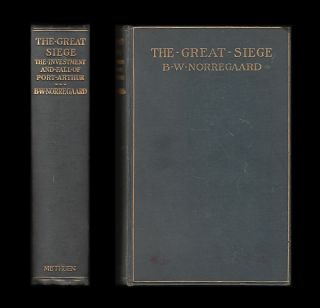 1906 Russo Japanese War Great Siege of Port Arthur Kwantung Peninsula