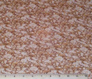 Stones Landscape Timeless Treasures Fat Quarter Fabric