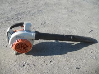 BG 86 Handheld Leaf Blower 27 2cc Engine Garden Landscape Lawn