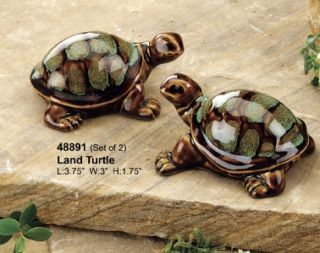 Pcs Mini Land Turtle Green Tree Collectables 48201B