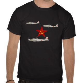 Red Air Force T Shirts