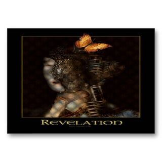 Revelation   Artist Trading Cards business cards by Guiltypleasures