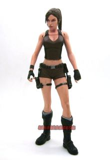 NECA Tomb Raider Lara Croft Underworld 7 Loose Action Figure B