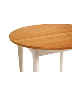 Linea Sicily extending oval kitchen table