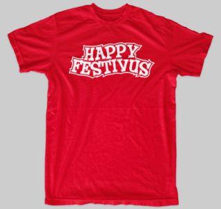 Festivus Jerry Seinfeld Kramer Larry David Xmas T Shirt