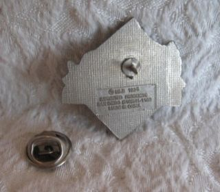 1995 MLB Florida Marlins Lachemann 15 Hat Lapel Pin