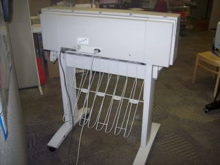 Used HP DesignJet 430 Large Format Inkjet Printer, 24 inch (includes