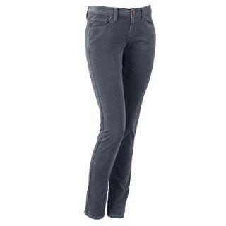 NWT LC Lauren Conrad Skinny Stretch Corduroy Pants Jeans