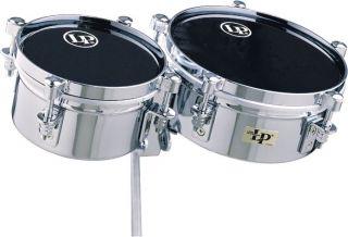 Latin Percussion LP845K Mini Timbales Set