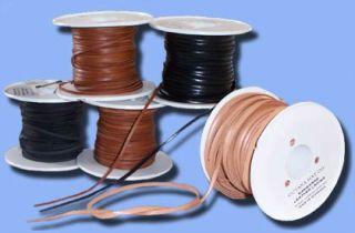 Kangaroo Leather Lacing Cutana Beading Supplies 50M