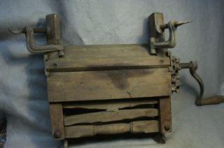 Antique Portable Clothes Wringer