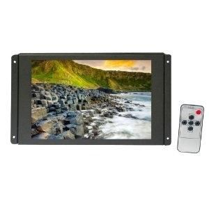 Pyle PLVW10IW 10 4 inch in Wall Mount TFT LCD Flat Panel Monitor w VGA